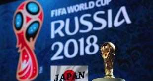 日本v-ロシアワールドカップ-2018