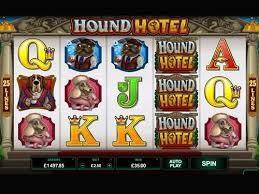 HOUND HOTELゲーム