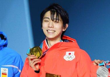 さすが羽生くん!金メダルおめでとう!!2
